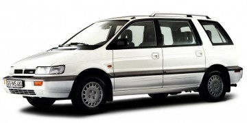 MITSUBISHI Space Wagon 1992-1998